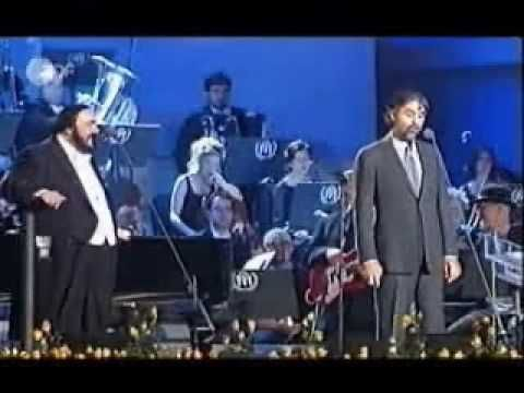 Luciano Pavarotti Andrea Bocelli Medley With Images Music