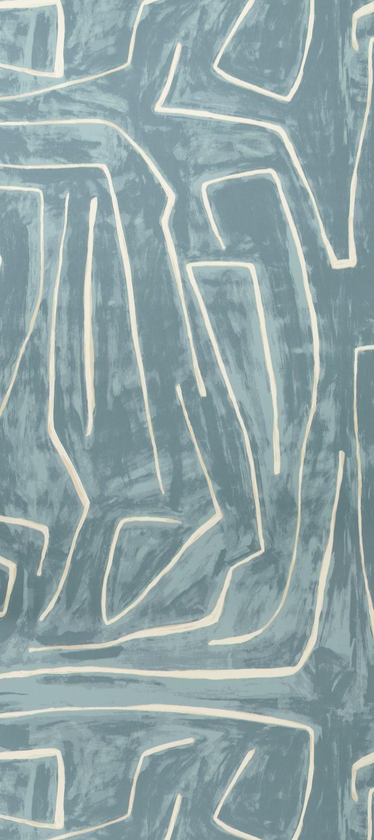 Graffito Wallpaper by Kelly Wearstler in 2020 Kelly