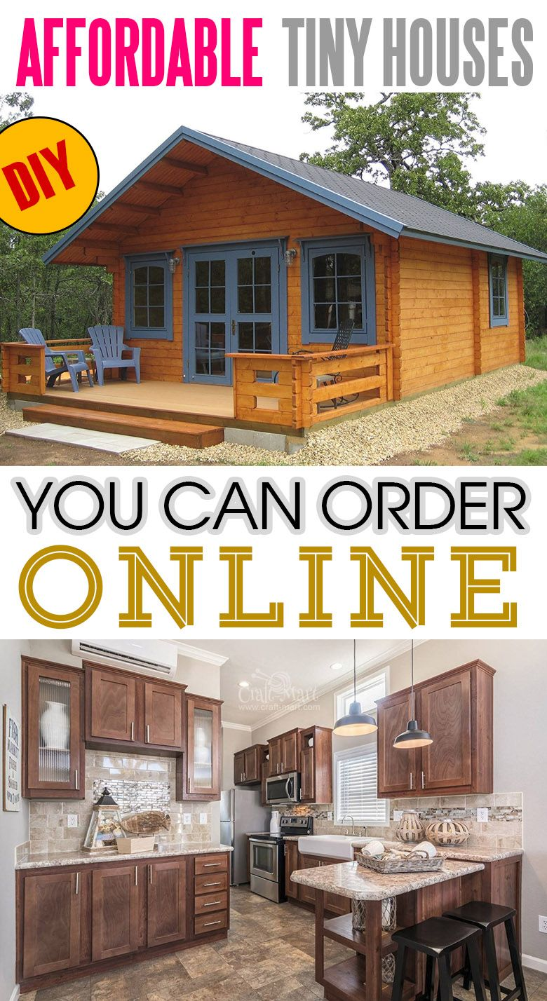 Prefab Tiny Houses You Can Order Online Right Now Craft Mart Pre Fab Tiny House Prefab Tiny House Kit Tiny House Kits