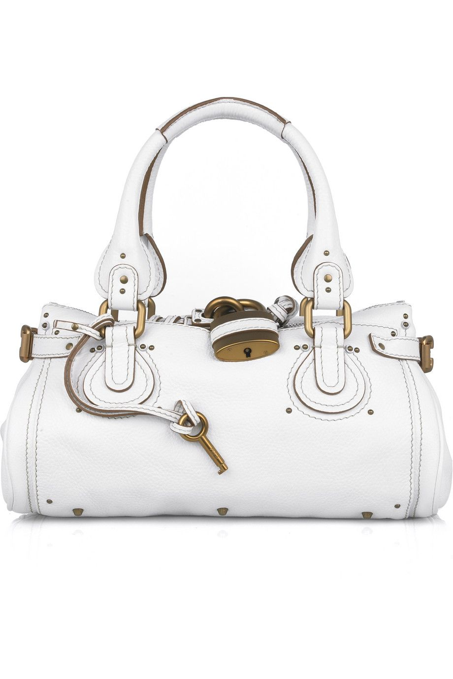 Longtime love affair with the Chloe Paddington bag.  1f02becf5322a