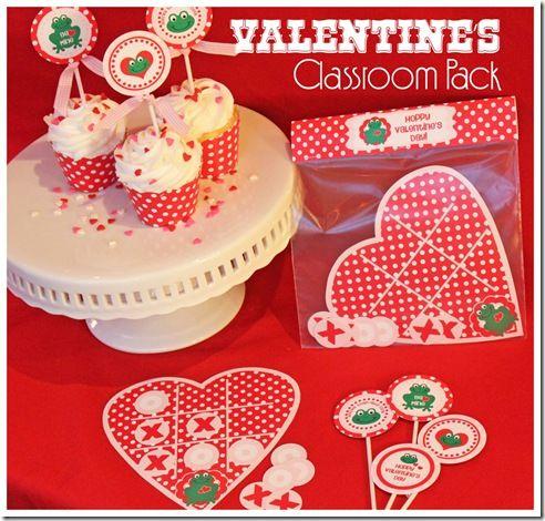 valentine print and cut - tutorial