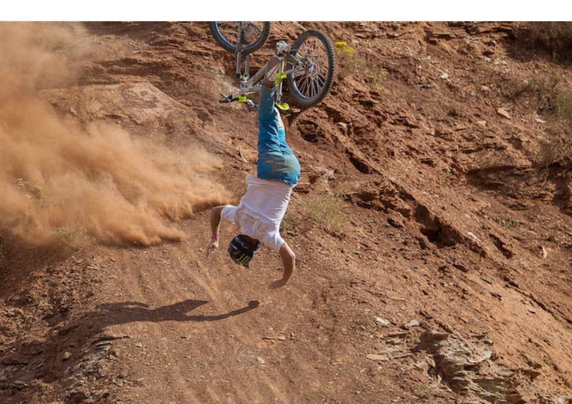 Downhill Bmx Mountain Bike Real World Games