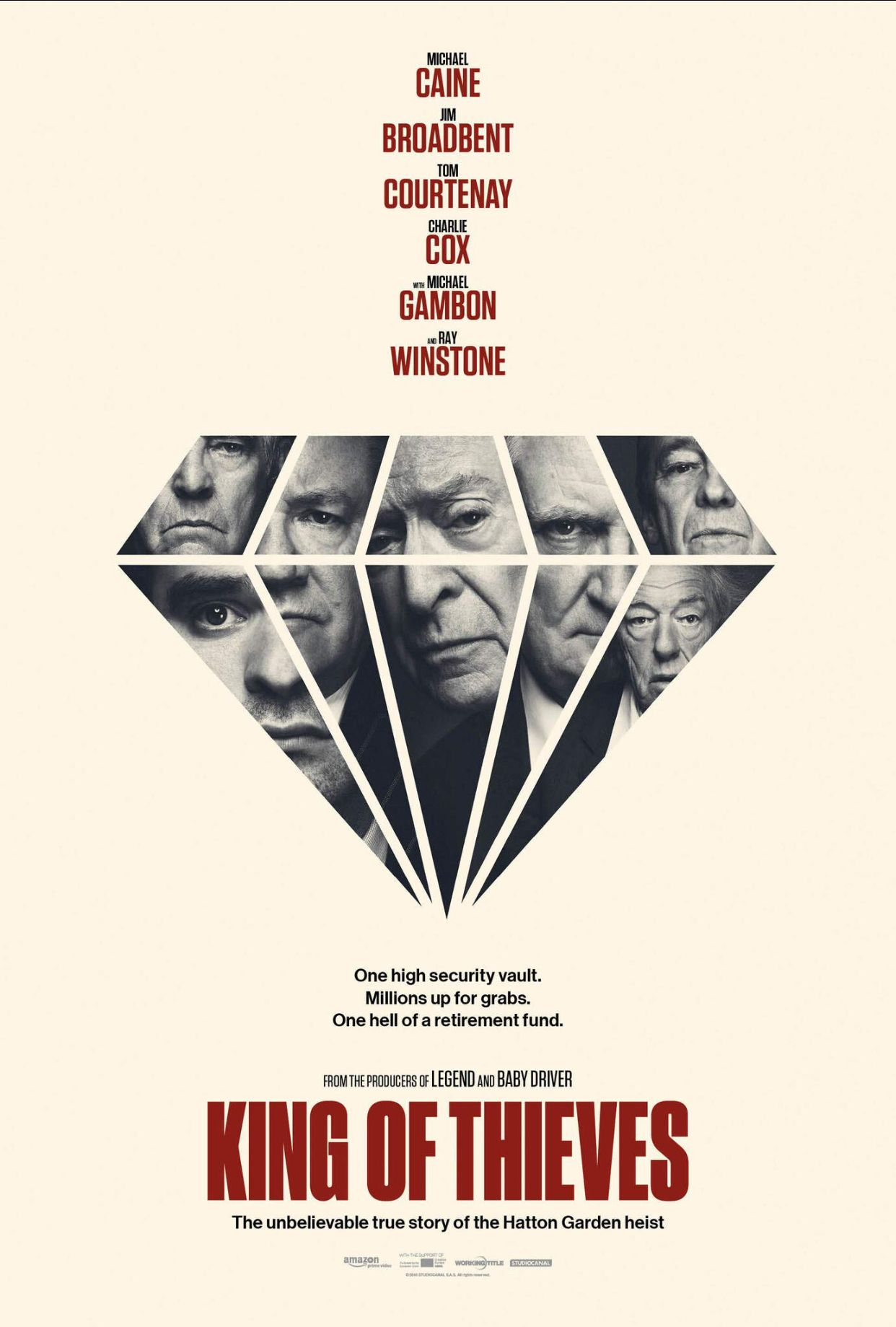 Pin By Arenukares On Movie Posters Thief Film Michael Gambon Full Movies