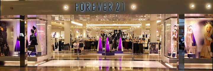 Forever 21 - Hillsdale Shopping Center, Foster City, California - Rated 4 based on 13 Reviews