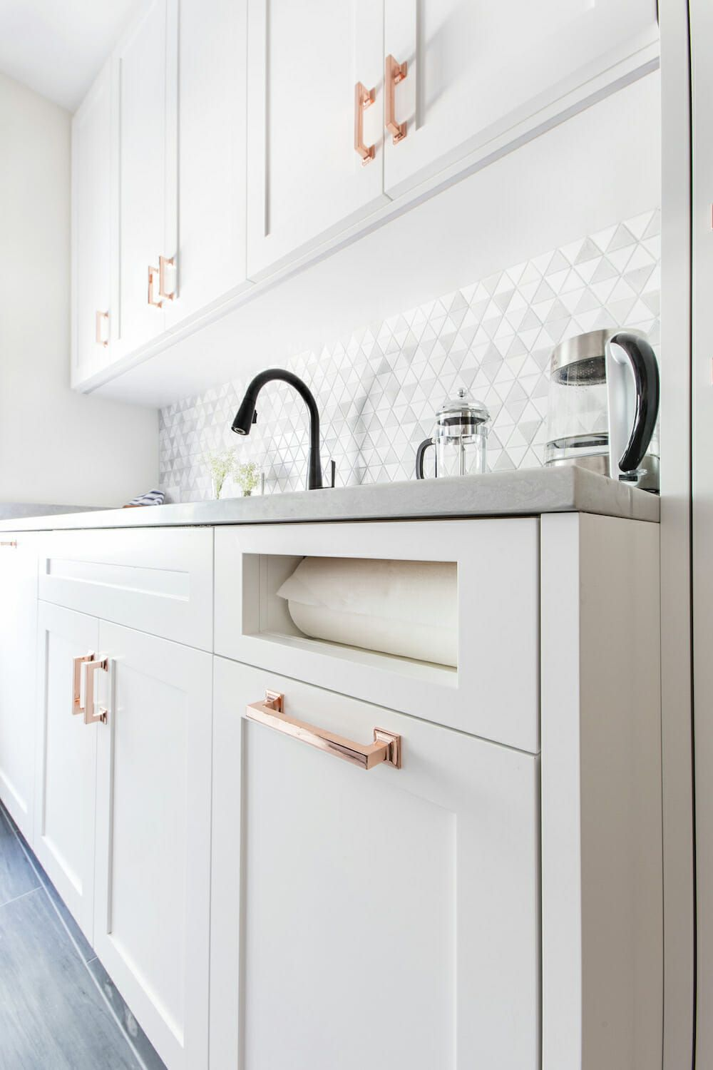 A Kitchen Remodel By A Sweeten General Contractor In Riverdale Bronx In 2020 Clever Kitchen Storage Kitchen Storage Solutions Kitchen Storage