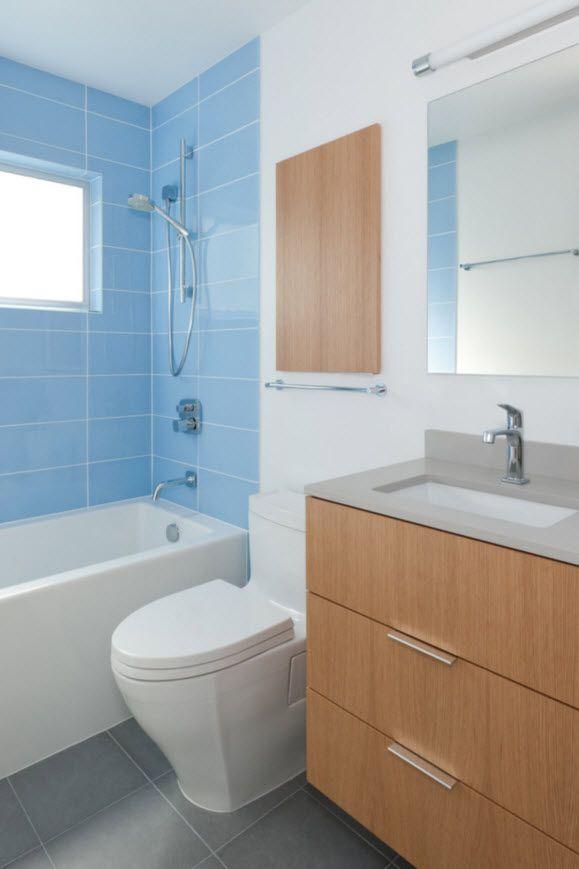 Diseño de cuartos de baño, cómo distribuir y decorar [Fotos] | Bany ...