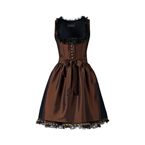 royalpinkgoth- alternative fashion in vienna Trachten von Neckermann- Es muss nicht immer Marke sein! found on Polyvore featuring dresses