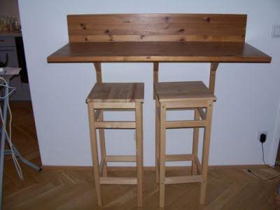 Megan S Breakfast Bar Ikea Hackers Wall Mounted Bar Ikea Coffee Table Floating Table