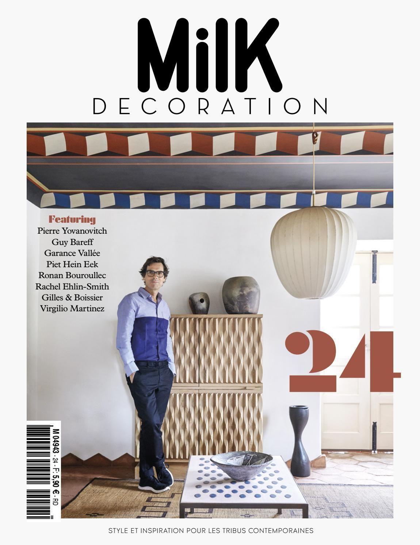 Milk Decoration 24 Preview In 2020 Design Magazine Design Milk