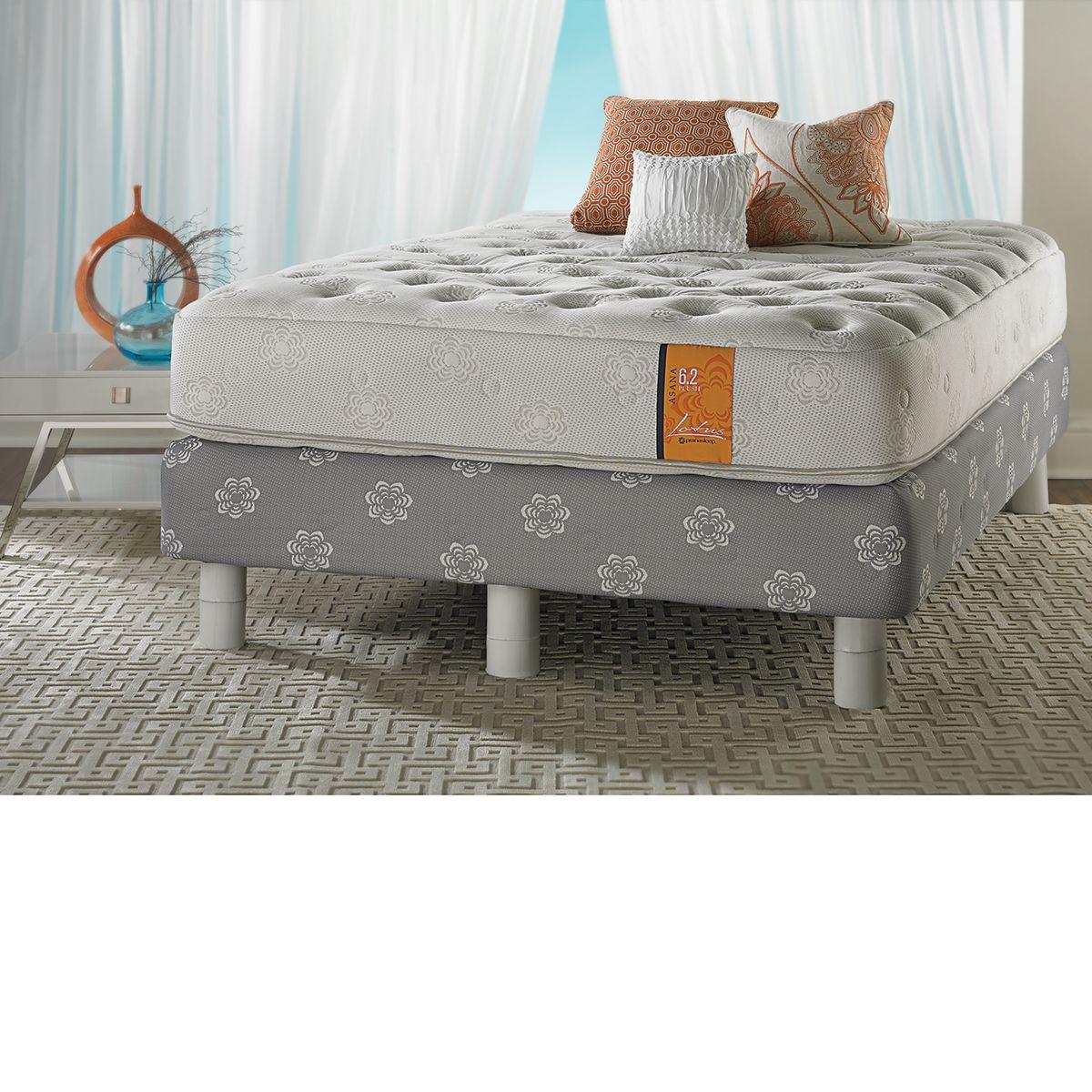 the dump furniture outlet vinyasa 4 plush firm queen set