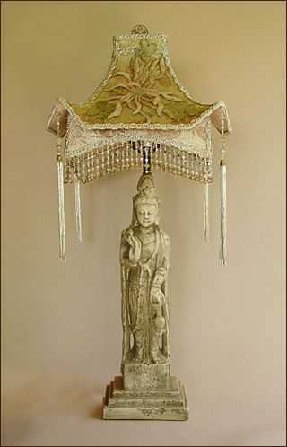 Pin By Lori Boone On Lamps Lighting Beaded Lampshade Asian Lamps Victorian Lamps