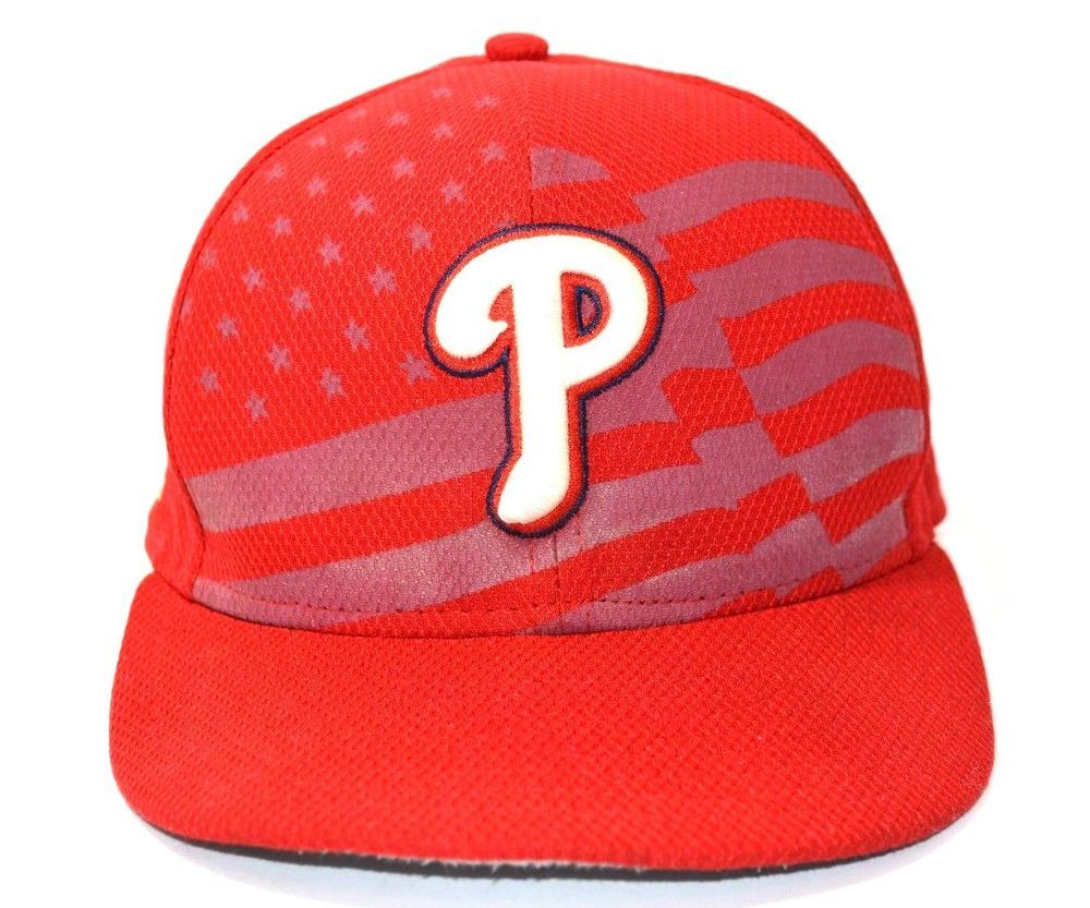 huge selection of 2d615 2d2c7 ... france philadelphia phillies new era 59 fifty size 7 fitted hat cap  brooks newera philadelphiaphillies 26824