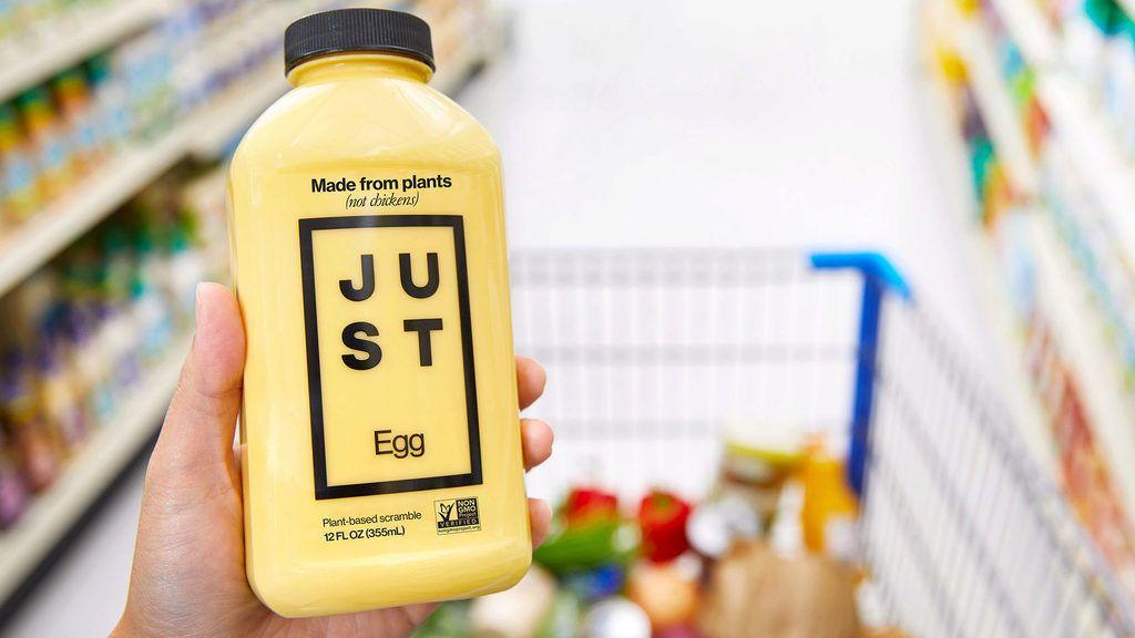 Just Egg 100 Plant Based In 2020 Vegan Eggs Plant Based Plant Based Eggs