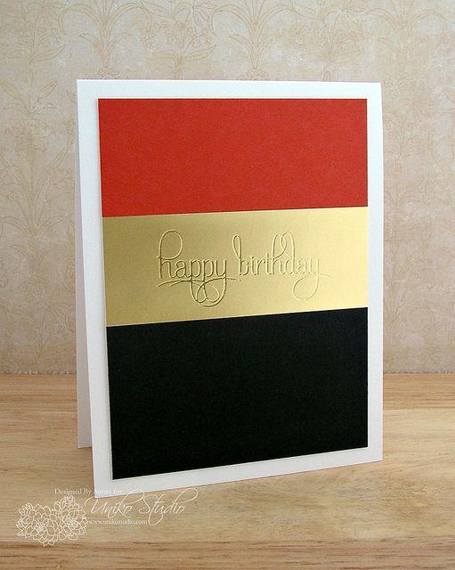 Happy Birthday by Amy Wanford