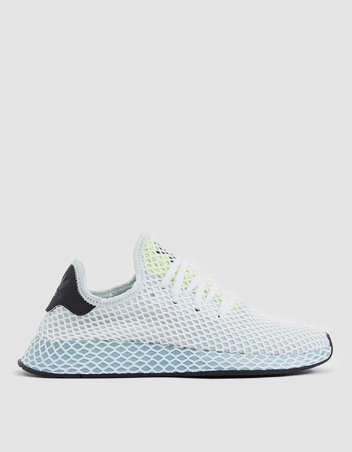 adidas Deerupt Runner Damen Online In Grün : Sale