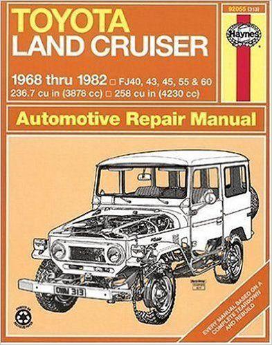 Toyota Land Cruiser 68-82 Automotive Repair Manual: 1968 a 1982 Haynes Automotrices Manuales de reparación: Amazon.es: JH Haynes, PB de Ward: Libros en idiomas Extranjeros