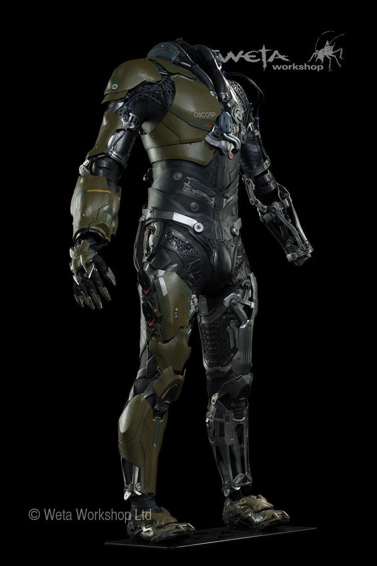 www.edward-denton amazing spiderman 2 - green goblin costume