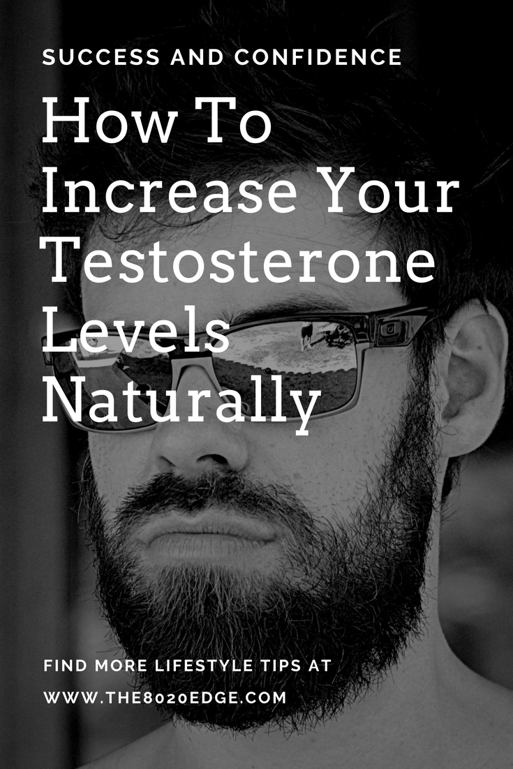 how to increase your testosterone levels naturally