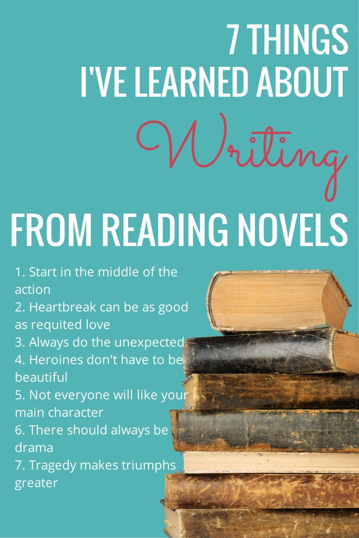 Does reading make you a better writer