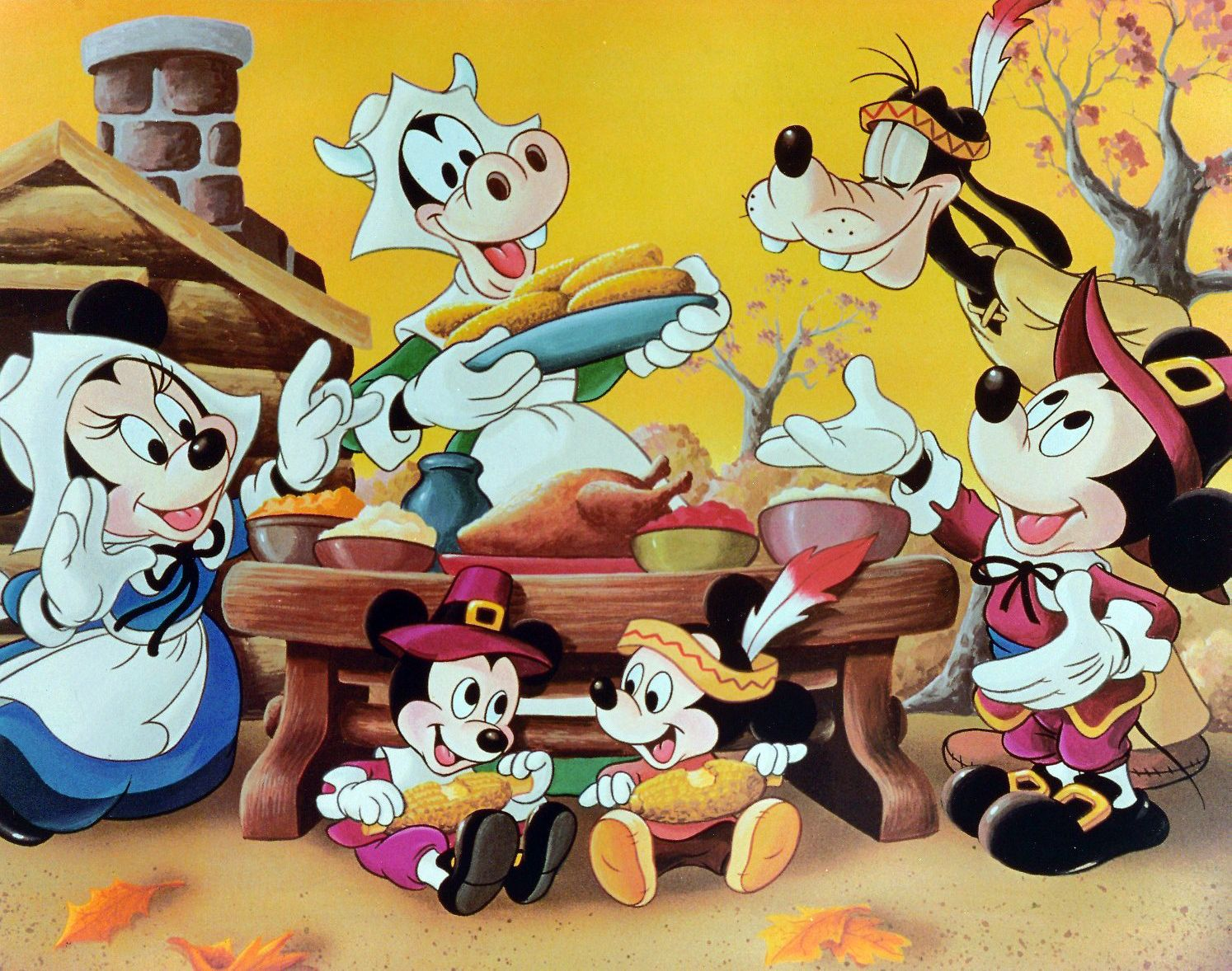 Mickey's Gang | Disney Delights | Disney clipart, Disney ...