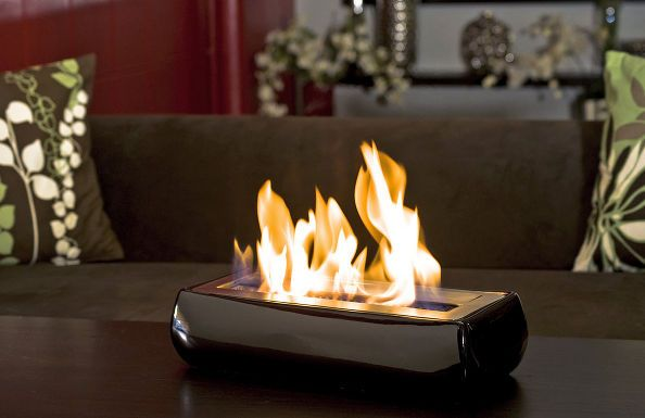 Tabletop Fireplaces Portable Fireplace, Portable Tabletop Fireplace