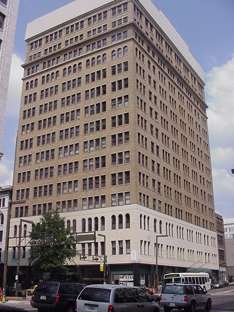 The Brown Marx Building Is One Of Birmingham S Finest Historic