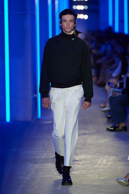 Photo of Discover Prada's menswear Spring-Summer 2020 fashion show