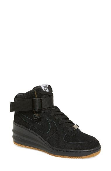 a5dbd4be6010 NIKE  Lunar Force Sky Hi  Wedge Sneaker (Women).  nike  shoes  sneaker