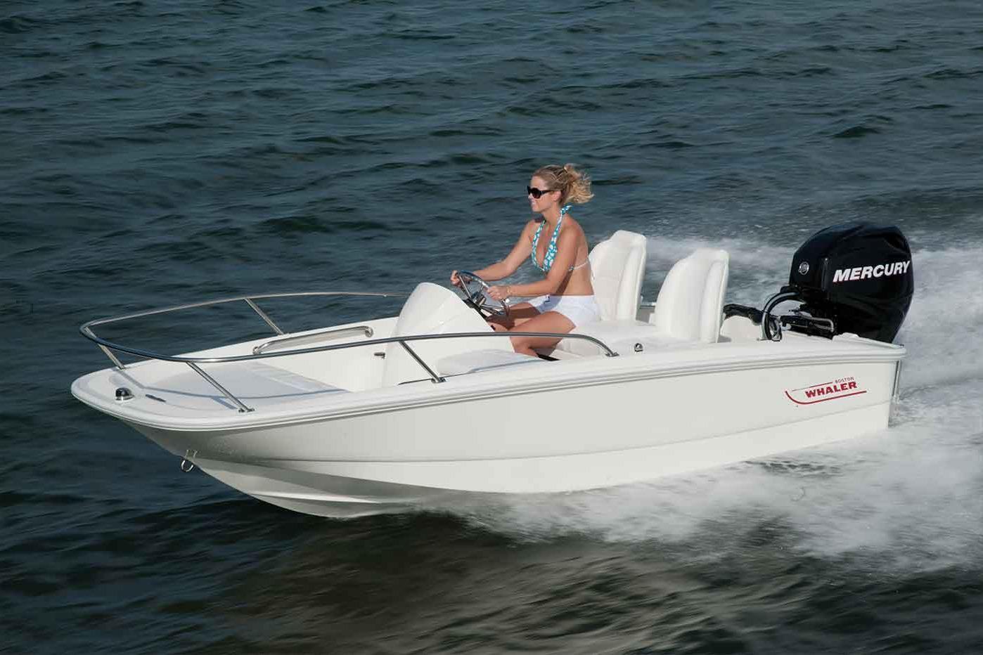 2017 Boston Whaler 130 Super Sport Power Boat For Sale