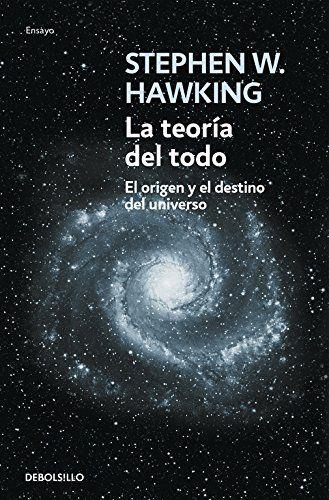 La Teoría Del Todo Ensayo Ciencia De S W Hawking Https Www Amazon Es Dp 8483468913 Ref Cm Sw R Pi Dp La Teoría Del Todo Stephen Hawking Libros De Ciencia