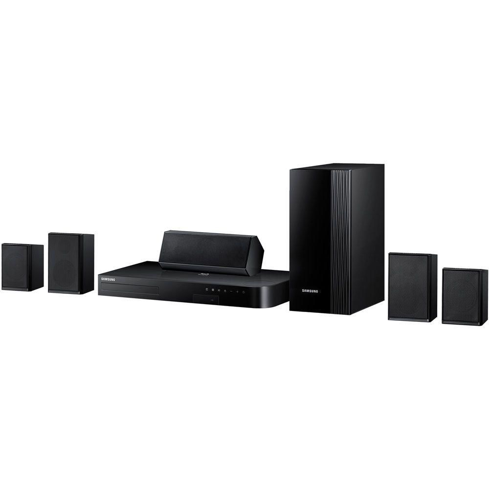 J4100 home theater system with 51 channel bluray blu