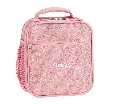 Classic Lunch Bag Mackenzie Pink Glitter