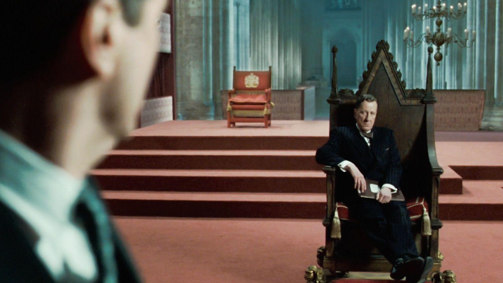 King vi lionel logue an australian speech and