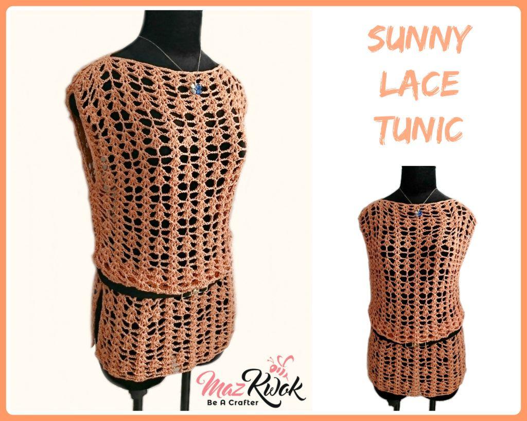 lace tunic | CROCHET 2 | Pinterest
