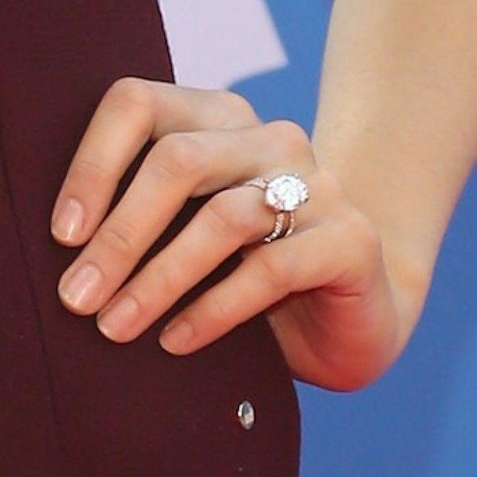 Blake Lively S Engagement Ring Engagement Rings Blake