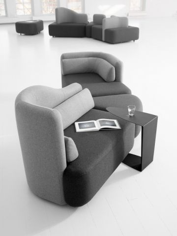 Canapes Design 10 Modeles Arrondis Canape Design Karim Rashid Et Living Room Scandinavian