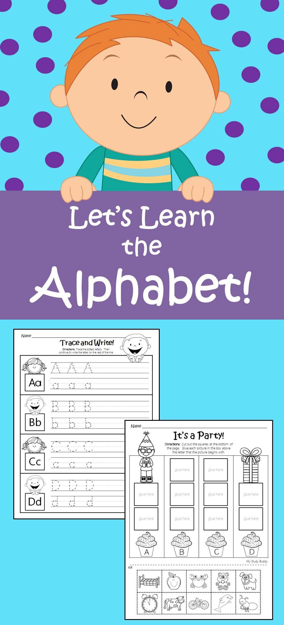 Alphabet and Letter Sounds (Kindergarten) | Pinterest | Kindergarten ...
