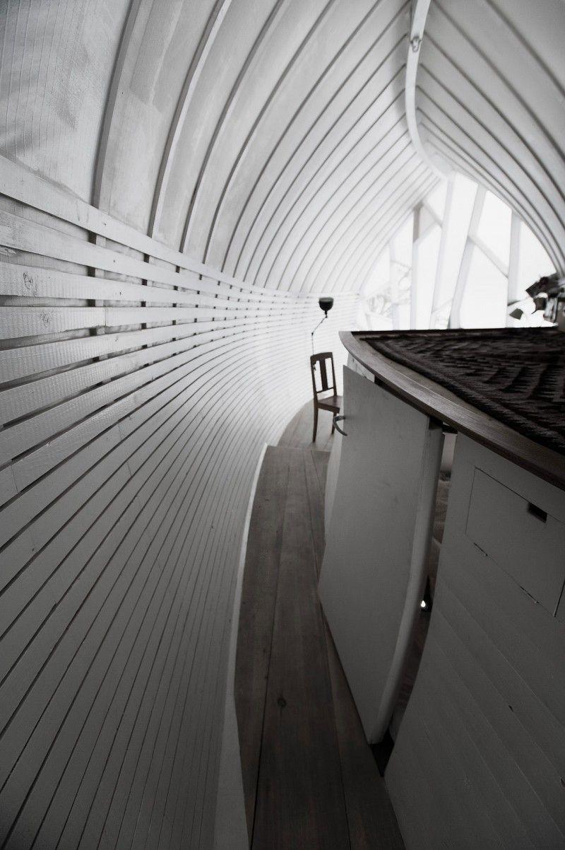 Ultra Tiny Hus-1 House in Sweden by Torsten Ottesjo (7)