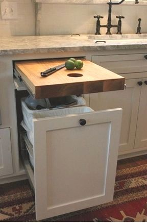 Kitchen Cabinet Ideas - Kitchen inspirations, Diy storage, Kitchen cabinet remodel, New kitchen cabinets, Unique kitchen, Home accessories - Source