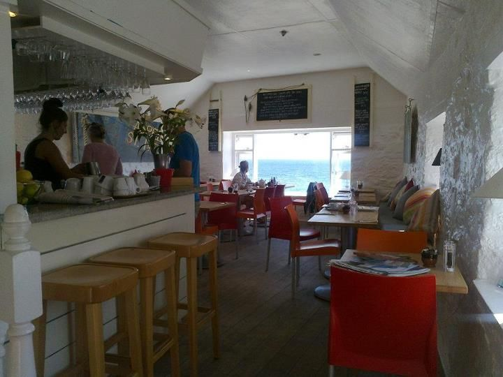 Porthgwidden Beach Cafe St Ives