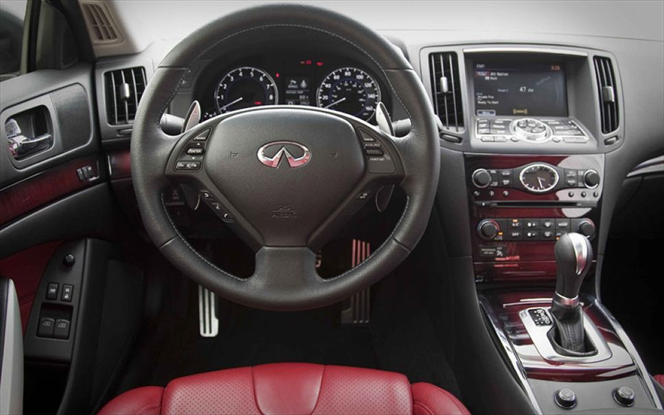 2010 Infiniti G37 Coupe Anniversary Edition Shifter Photo 6 | G37 ...