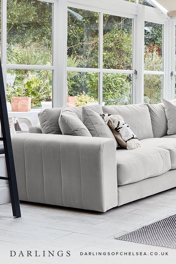 Grey Sofas Are Still Some Of The Most Popular For Homes In The Uk Large Grey Sofas Are Perfect As A Neutral Sofa For Any Gray Sofa Large Grey Sofa Luxury