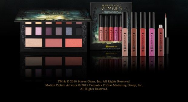 New Releases - BH Cosmetics Pride + Prejudice + Zombies Makeup Collection - Leopard Print Everything