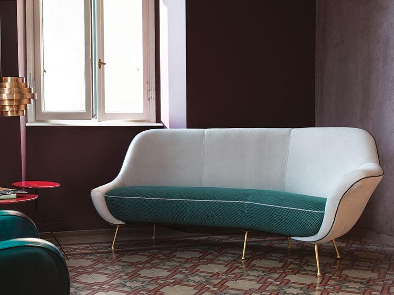 Divano in pelle MIO by BAXTER design Draga Obradovic Atelier ...