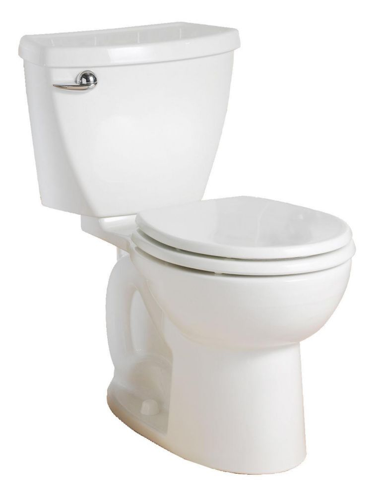 Cadet 4 8l Round Front Complete Toilet In White Self Cleaning