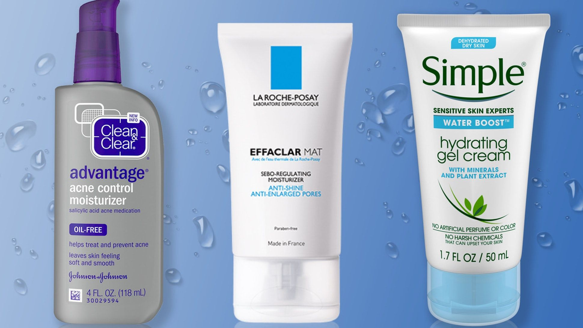 If You Have Dry Acne Prone Skin These Are The Exact Moisturizers