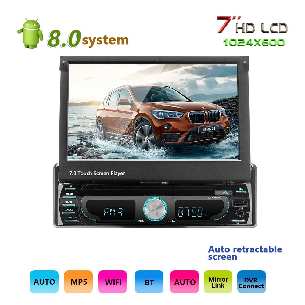 topbox 1 din android car multimedia radio 7 inch car stylingtopbox 1 din android car multimedia radio 7 inch car styling autoradio android car audio player with bt wifi gps mirror link mp5