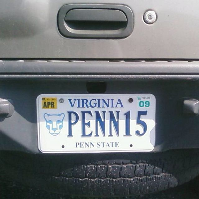 Pin By Mycah Musa On Licence Plates Funny License Plates Vanity