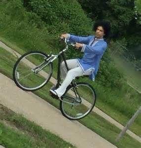 Prince Riding His Bike Bing Images Prince Pinterest Roger