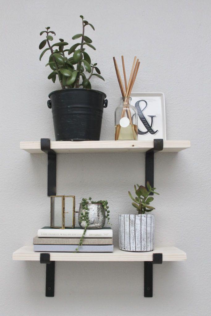 5 Tried & True Shelf Styling Tips - allisa jacobs